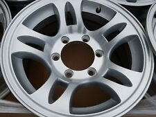 15 X 6 ALUMINUM T03 6x5.5  TRAILER / RV WHEEL -TRAILER CITY DIRECT LOW $ PRICE!