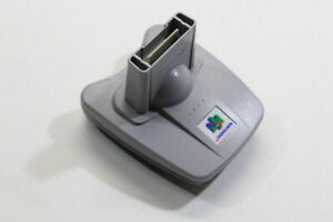 Official Nintendo 64 GB Transfer Pack Pak Gameboy N64 Authentic OEM NUS-019