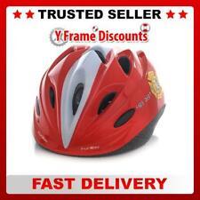 Funkier Talita Kids Helmet in Fire Dept Red - Small (51-54cm)