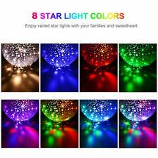 LED USB Star Light Sleep Romantic Starry Sky Projector Cosmos Lamp Night Lights