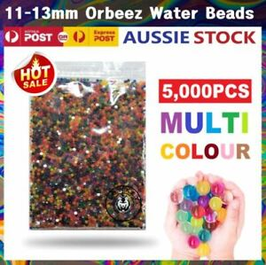 11-13mm Orbeez Water Gel Beads Jelly Balls Crystal Soil for Vases Wedding Home
