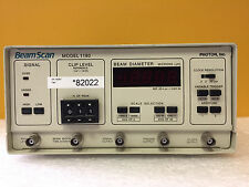 Photon Inc 1180-GP BeamScan 2.5um x 4mm 25um x 10mm, 115 VAC 25 A Control Unit