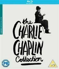 The Charlie Chaplin Collection BR 11 Discs Blu-ray