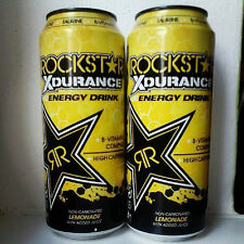 Energy Drink,Rockstar, X Durance Lemonade ,500 ml *1 FULL Can*
