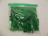 Lego Mixed Parts Lot Green Base Blocks Plants Misc