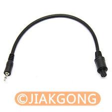 NIKON MC-36 MC-30 26 jack to CANON RS-60E3 plug Adapter