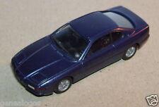 MICRO HERPA HO 1/87 BMW 850 I BLEU VIOLET METAL