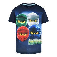 LEGO® Wear NINJAGO Jungen Langarmshirt Shirt 3D-Effekt 104-152 F//S 2021 NEU!