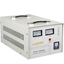 Stabilizzatore di tensione 220V 6000Watt (6,0 KWatt 7500VA) ELETTROMECCANICO