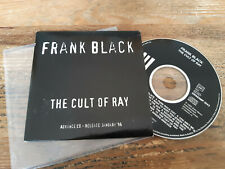 CD Indie Frank Black - The Cult Of Ray Advance (13+ Song) Promo SONY DRAGNET cb