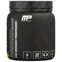 MusclePharm Assault Black Pre-Workout Supplement 30 Servings Free Shipping