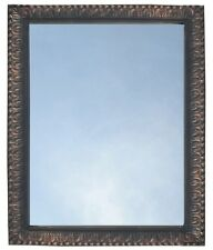 Bathroom Mirror Vanity Rectangle Framed Wall Mirror, Oil Rubbed Bronze