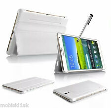 "Ultra Smart Leather Folio Stand Case Cover Samsung Galaxy Tab A 10.1"" T580, T585"