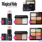 Pro Concealer Palette Contour Cream Palette Shimmer Highlighter Stick Makeup Set