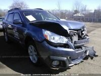 Engine 2.5L Automatic CVT California Emissions VIN B Fits 13-14 LEGACY 2556419