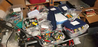 GRAB BAG LOT of 40+ Die-Cast Cars - Matchbox, Hot Wheels, Disney, Tonka, vintage