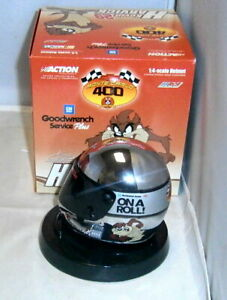 1:4 ACTION REPLICA HELMET 2001 #29 GOODWRENCH LOONEY TUNES TAZ KEVIN HARVICK