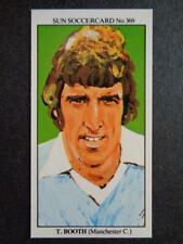 The Sun soccercards 1978-79 - TOMMY Cabina - Manchester City #369