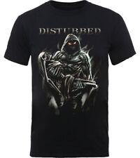 Disturbed 'Almas Perdidas (Negro) T-Shirt-Nuevo Y Oficial!