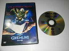 GREMLINS DVD STEVEN SPIELBERG SPANISH ENGLISH GERMAN
