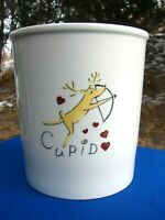 Dear Cupid Forget The Man Just Send The Wine Engraved 18 oz Wine Glass