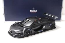 1:18 Norev Renault r.s.01 2014 BLACK TEST VERSION SP NEW chez Premium-modelcars