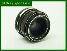 Meyer-Optik Oreston 50mm F1.8 M42 Screw Mount Prime Lens, Stock no u8174