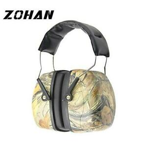 Noise Reduction Safety Ear Muffs NRR 35dB Shooters Hearing Protection Earmuffs