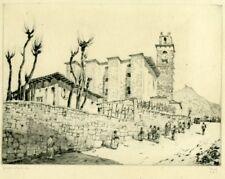 La chiesa di Pomarolo.