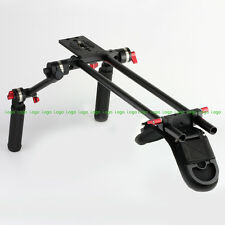 ARRI Type Rosette Field Runner Handle Shoulder Pad Baseplate Plate DSLR RIG Kit