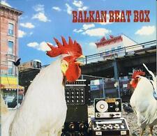 BALKAN BEAT BOX = same title = CD = ELECTRO WORLD FOLK DOWNTEMPO GROOVES !!
