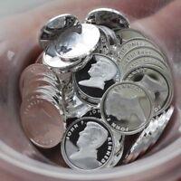 Lot of 30 - 1g  JFK  .999 Fine Silver Round Bullion / Silver Coin / oz RE318