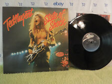 Ted Nugent, State of Shock, 1979, Epic Records FE 36000, Rock