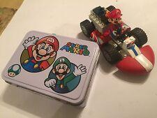 K 'nex Bloques de Construcción Super Mario Figura & Tire & Go MARIO KART MARIOKART