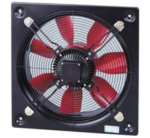 Soler & Palau - S&P Plate Fan HCBB/4-315/H 315mmø Single Phase 4 Pole Plate Fan