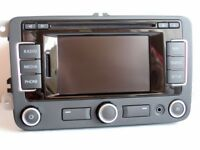 VW RNS315 Golf Passat CC Jetta Tiguan T5 Polo Scirocco Sharan Touran navigation