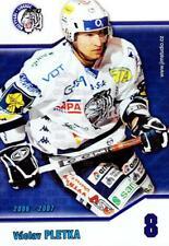 2006-07 Czech Bili Tygri Liberec Postcards #7 Vaclav Pletka