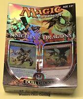 MTG Magic Knights vs. Dragons Duel Decks NEW READ The Gathering Deck