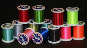 FUJI ULTRA POLY ROD WHIPPING THREAD A & D 100M