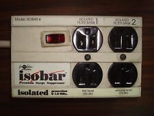 Tripp Lite Isobar 4 Premium Surge Supressor #6-F4-1