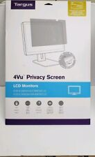 "Targus ASF19WGL-70 4Vu Privacy Filter Clear For 19"" Widescreen LCD Monitors"