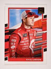 2018 Donruss NASCAR Racing Gold Foil #47 Kyle Larson /499