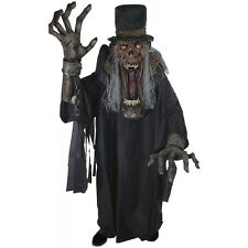 Undertaker Ghoul Creature Reacher Scary Monster Costume Adult Halloween