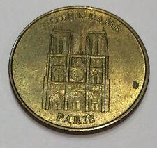 MONNAIE DE PARIS @ NOTRE DAME DE PARIS @ 2001 @ MILLENIUM @ EPUISE @ EPUISEE !!