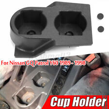 Cup Holder Coffee Insert Bottle Stand Car Auto For Nissan GQ Patrol Y60 89-1998