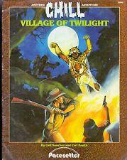 JDR RPG JEU DE ROLE /   CHILL VILLAGE OF TWILIGHT
