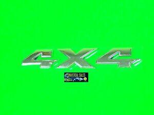 """4X4 DODGE RAM 1500 2500 3500 4500 EMBLEM 2011-2021 BADGE REAR DOOR NEW MOPAR 8"""""""