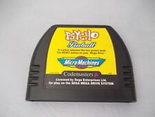 Sega Mega Drive Pinball Video Games