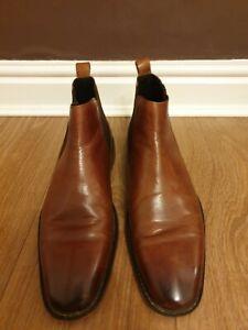 Daniel Mens Chelsea Boots 42
