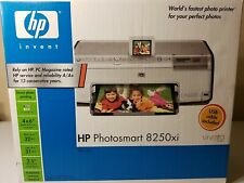 "HP Photosmart 8250xi Digital Photo Inkjet Printer ""New"""